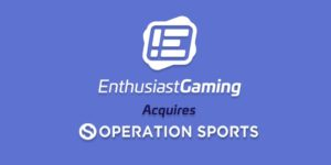 Enthusiast Gaming Welcomes Operation Sports To The Family