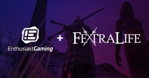 Enthusiast Gaming Adds Fextralife Community With Over 60 Million Monthly Views to Network