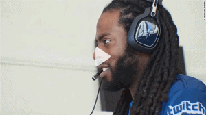 49ers star Richard Sherman on gaming and Twitch Stream Aid