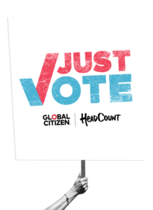 Enthusiast Gaming Partners with Global Citizen and HeadCount to Increase U.S. Voter Registration Among Crucial Demographics – Generation Z and Millennials