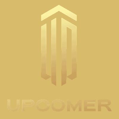 Upcomer logos for site